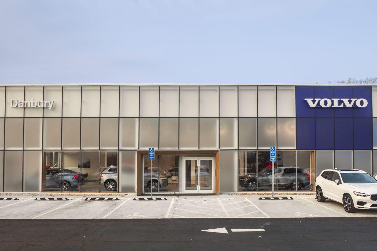 Volvo Of Danbury >> Claris Construction Volvo Cars Of Danbury Ct
