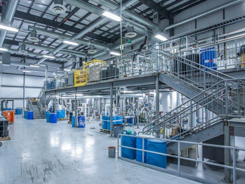 Manufacturing & Distribution portfolio category image